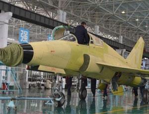 國産新版山鷹教練機曝光 採用DSI進氣道
