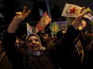 軍情24小時:庫爾德人慶祝擊退IS 解放科巴尼