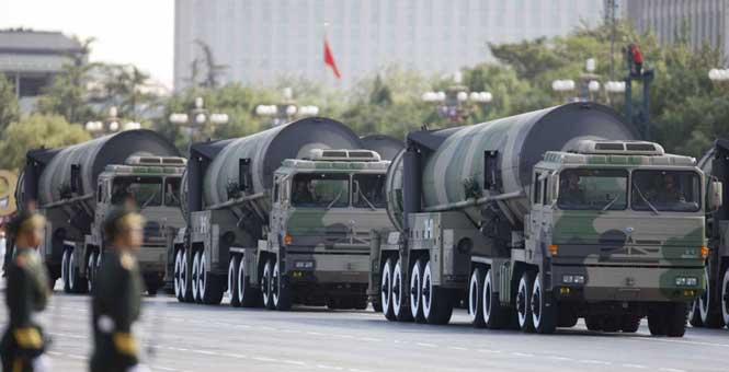 中國閱兵:哪些武器裝備可能登場?