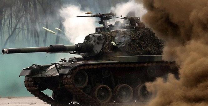 臺軍出動精銳特種部隊展示武力