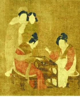 古代女性冬天如何'消寒'?赏雪赋诗、画消寒图