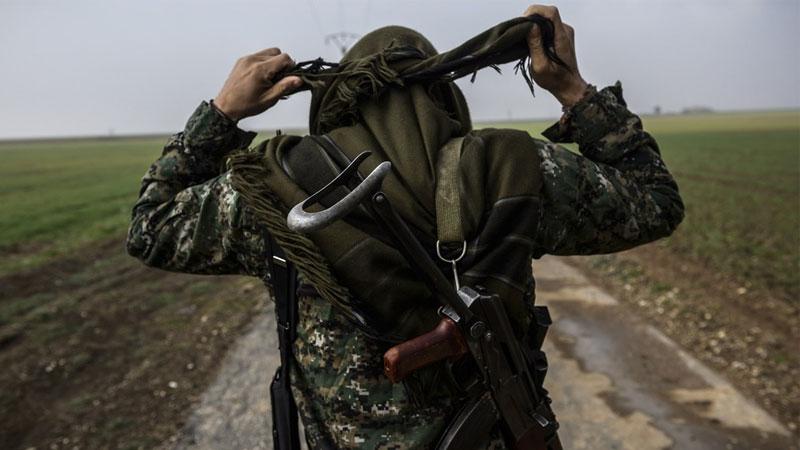 叙利亚战场的神秘标识:基督徒民兵