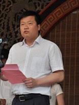 周莊旅遊總經理朱麗榮