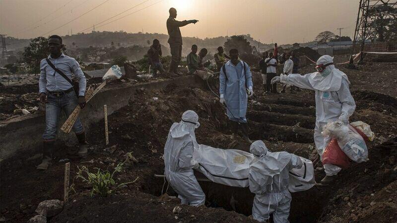 塞拉利昂:阻击埃博拉疫情进行时