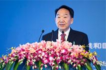 21世纪海上丝绸之路国际研讨会开幕 蒋建国致辞
