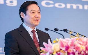 刘奇葆在21世纪海上丝绸之路国际研讨会高峰论坛发表主旨演讲