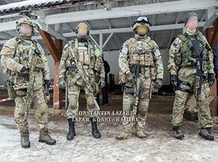 俄軍'阿爾法'特種部隊曝光 不輸海豹突擊隊