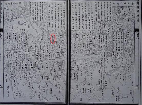 万里海防図(一部)