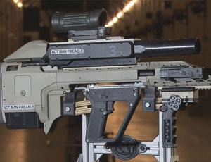 加拿大軍隊未來戰略大槍亮相