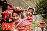 环游世界:震撼人心的12张部落人生活照