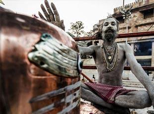人肉盛宴:走近印度食人族部落