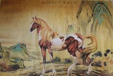 云南罗平风光与绘画艺术完美契合 167幅佳作诞生