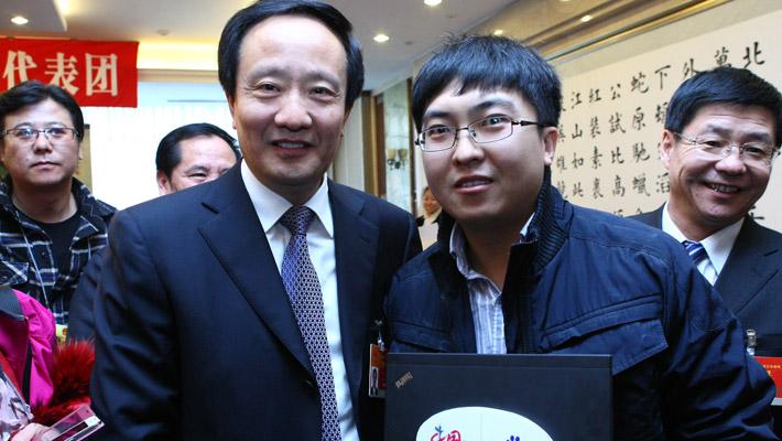 宁夏书记:纺织业将逐步成为自治区支柱产业