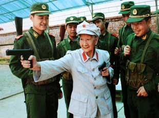 """革命年代""""女漢子"""":30位參加過長征的女紅軍"""