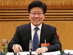 张春贤:新疆服务于两个13亿人口 是'一带一路'上的核心区[组图]
