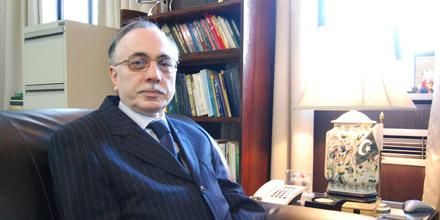 巴基斯坦驻华大使看两会:认真聆听政府工作报告