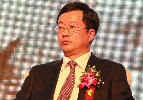 图文:中国诚通国际投资有限公司副总周立群