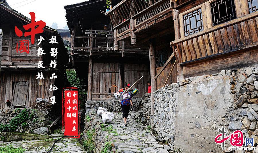 中国少数民族 摄影组品征集