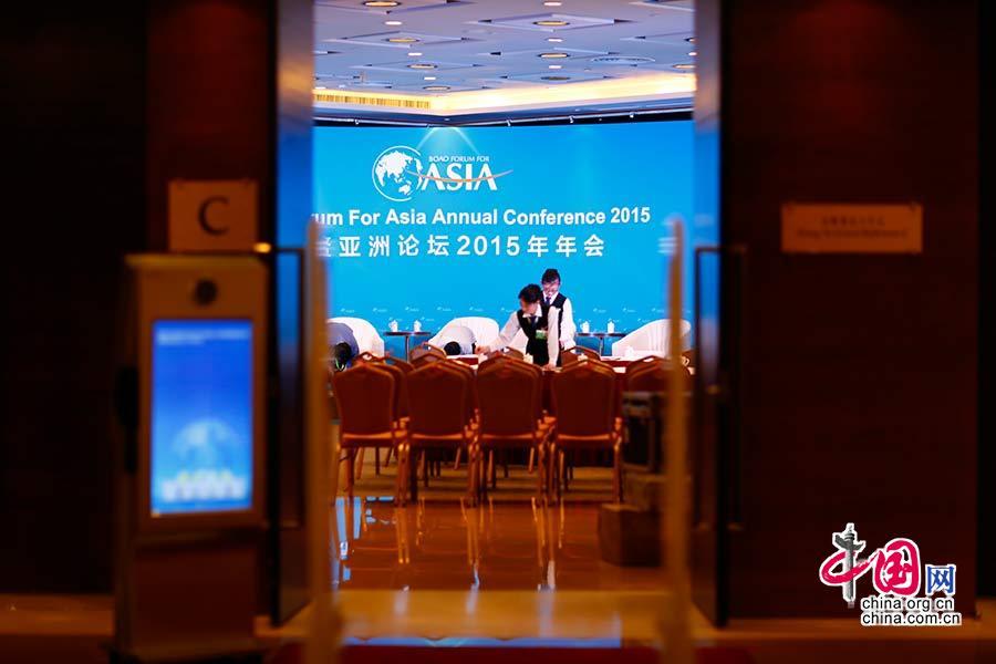 博鳌亚洲论坛大酒店准备就绪 习近平等16国中外领导人将应邀出席
