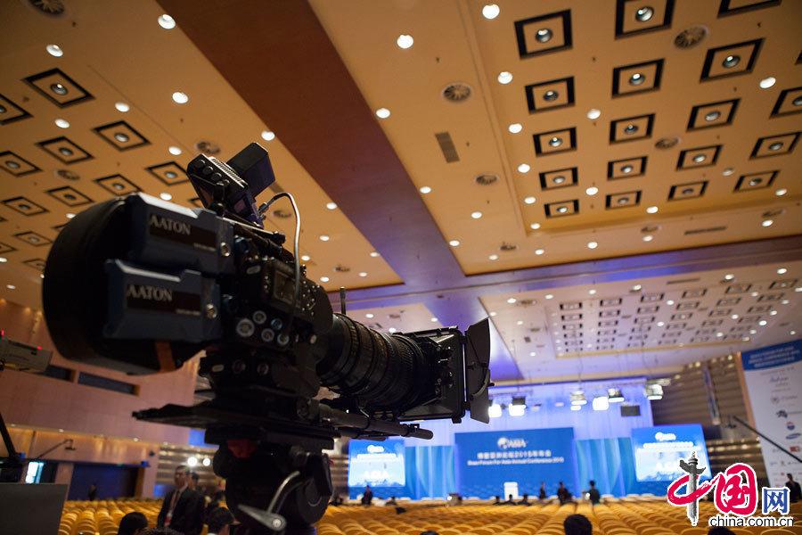 博鳌亚洲论坛2015年年会论坛今日开幕