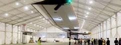 全方位解密世界最大太阳能飞机--阳光动力2号