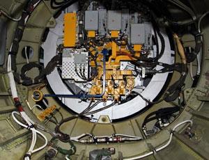 蘇27機頭雷達罩裏的秘密