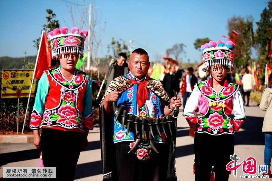 毕摩——彝族文化的维护者【组图】