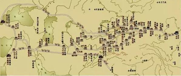 古丝绸之路分为北中南三条线-葛剑雄 谈被误读的一带一路 怎样从战略...