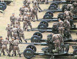 某防空旅責任管理提升裝備保障力