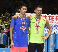 羽毛球亚锦赛:林丹夺冠