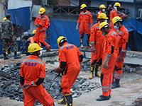 【尼泊爾地震】合作救援