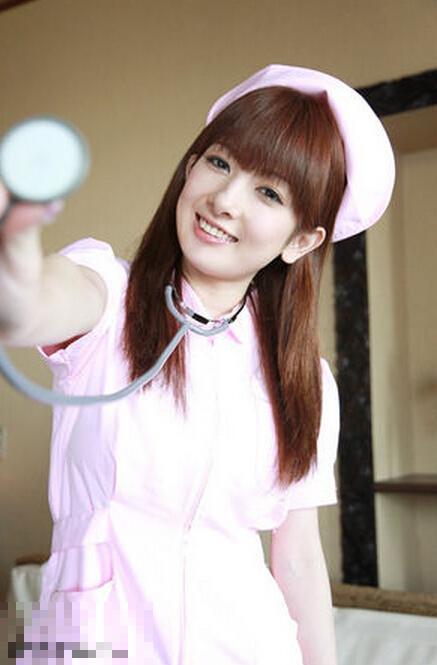 小仓优子堀北真希可爱 日本女星制服诱惑护士装