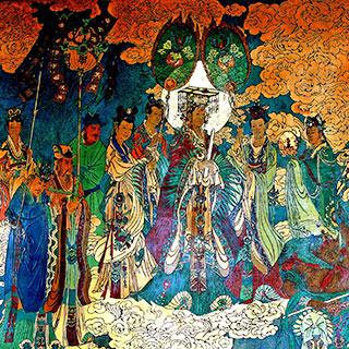 【非遺】湄洲媽祖廟與媽祖信俗
