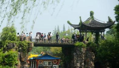 扬州风景如画美不胜收