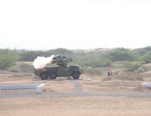巴基斯坦成功試射FM90導彈