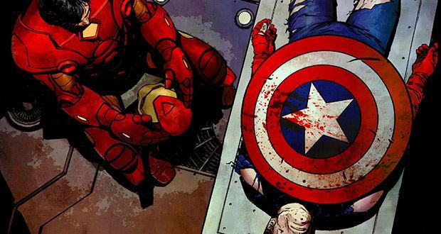 《复联2》为美队钢铁侠撕逼埋线 英雄反目