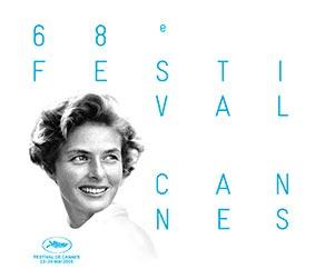 戛纳电影节官方海报公布 致敬英格丽-褒曼
