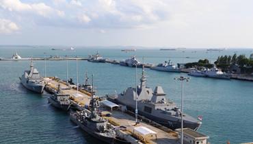 軍情24小時:新加坡亞洲國際海事防務展開幕