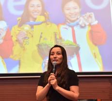 申办冬奥会宣讲活动举行