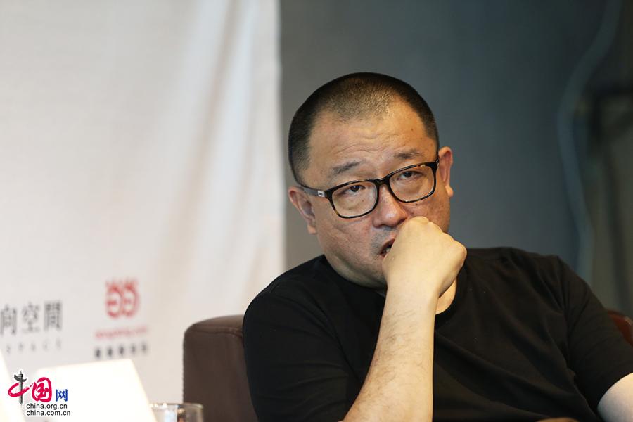 刘小东 王小帅 一起读书吧 中国网 理想国