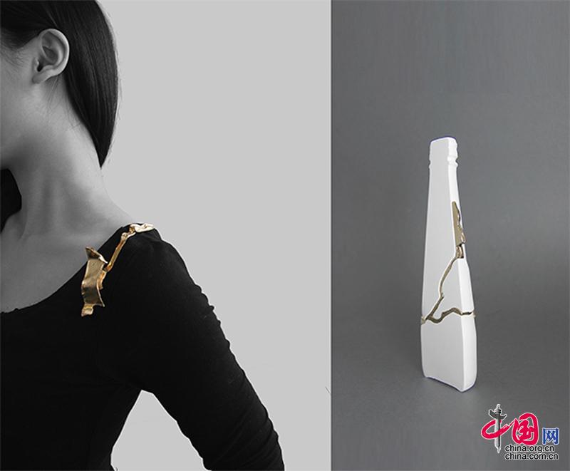 """""""治愈系""""首饰设计师-刘蔓"""