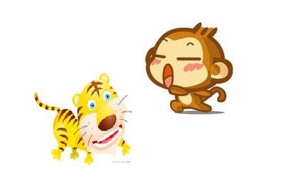 社会猴子微信头像