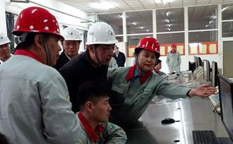 全国政协副主席调研京津冀协同发展大气污染防治