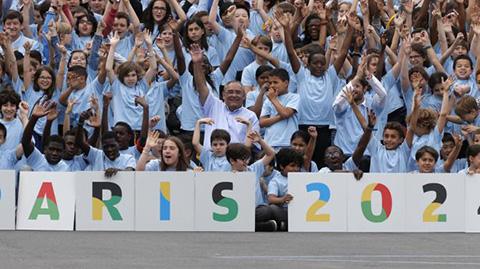 黎正式宣布参与2024年奥运会申办竞争