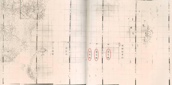 Карта был составлена по инициативе генерала-губернатора провинции Хубэй - Ху Линьи. В 1863 г. ( на 2-й год правления императора Тунчжи династии Цин) она была издана  администрацией провинции Хубэй. На карте остров Дяоюйдао и прилегающие к нему острова обозначены как китайская территория.