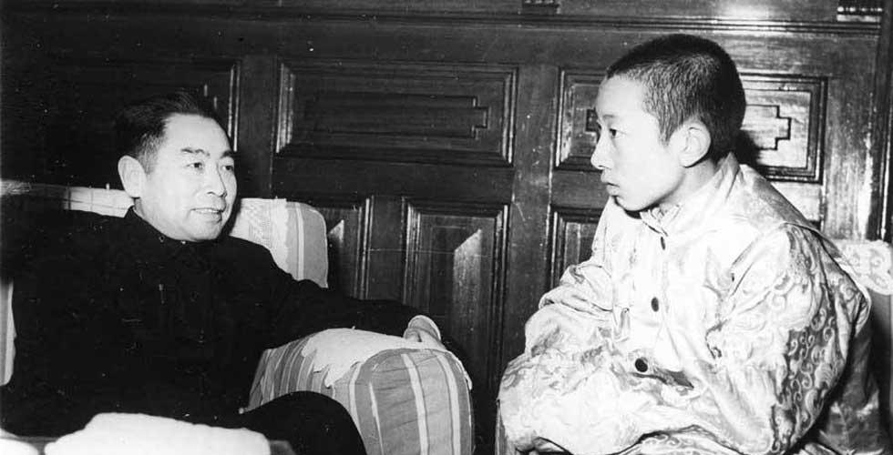 回顾1951年西藏和平解放