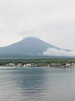 富士山的影和武士道的魂