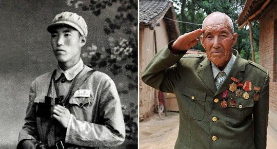 难忘的记忆——寻访战火中走来的抗战老兵