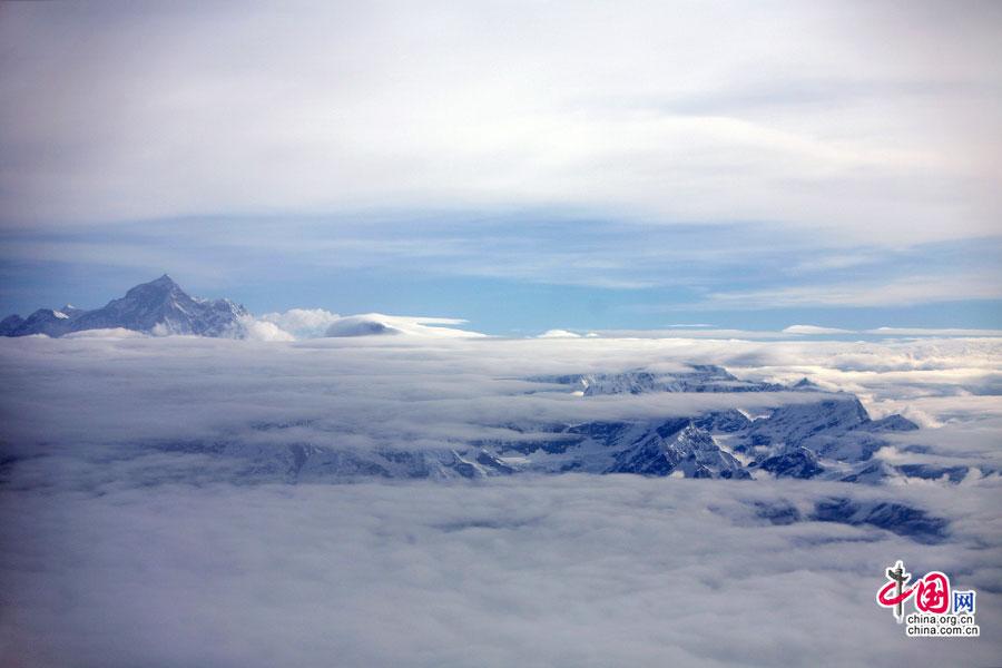 尼國神色(三十)珠穆朗瑪,在雲端更駐心間