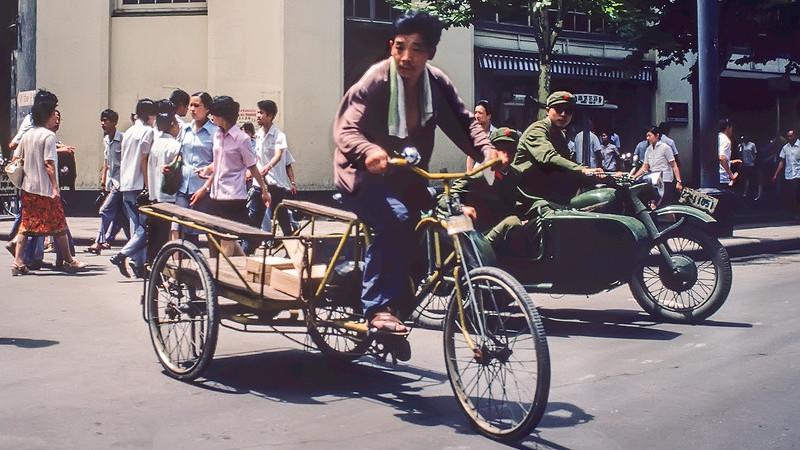 【全球头图】外国人拍摄的1981年南京城老照片